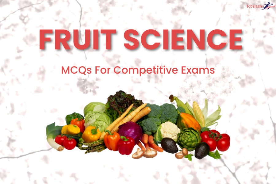 fruits and vegetables science