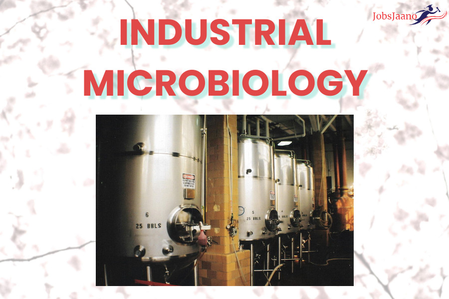 INDUSTRIAL MICROBIOLOGY mcqs