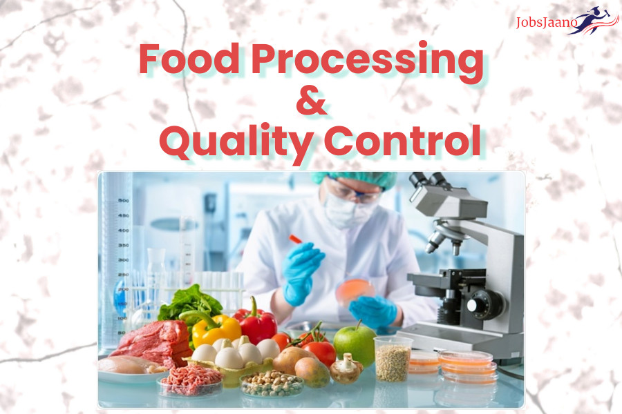 food processing and quality control mcqs