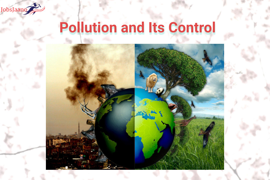 Multiple Choice Questions on Pollution and Its Control