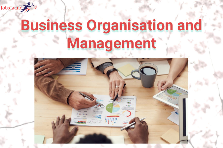 MCQ on Business Organisation and Management with Answers pdf